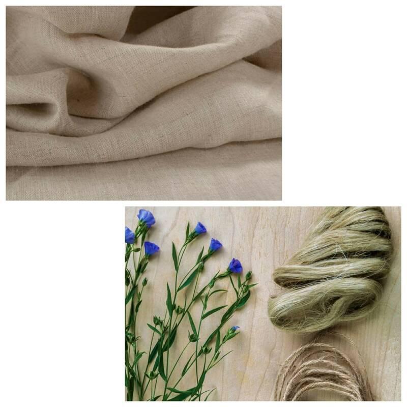 História dos Tecidos - LINHO