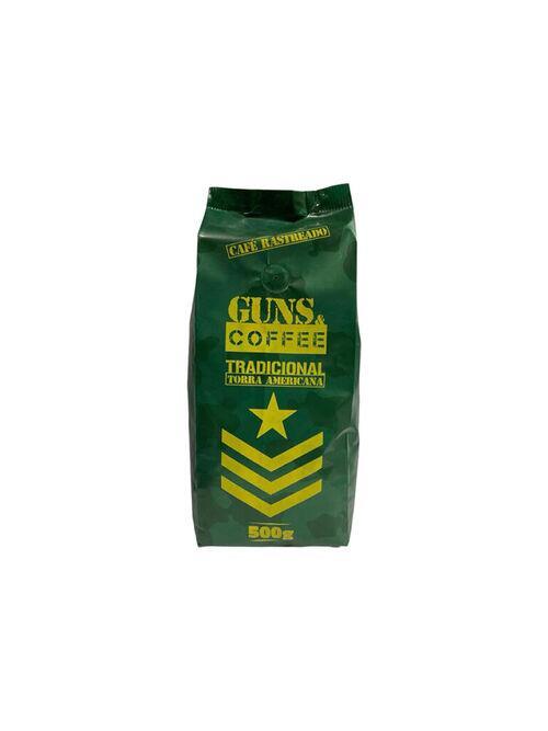 Café Tradicional 500G - GUNS & COFFEE