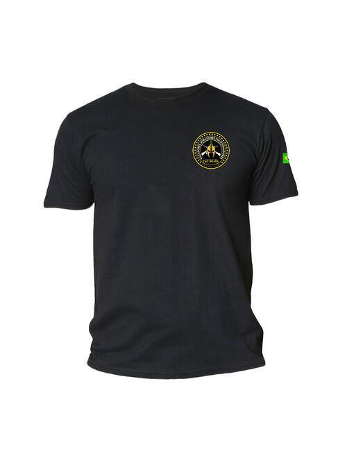Camiseta Associação - Preta