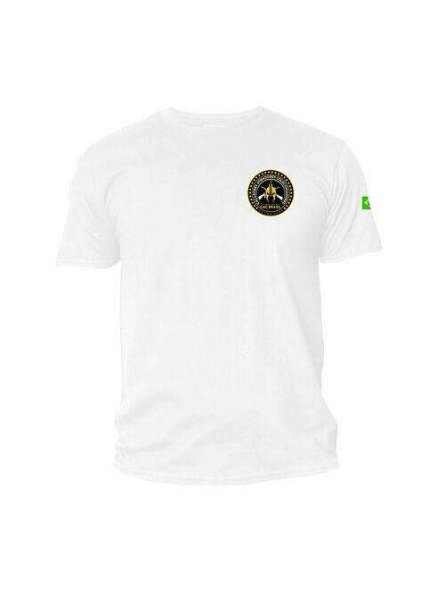 Camiseta Associação - Branca