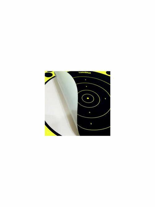 Alvo adesivo reativo 100mm