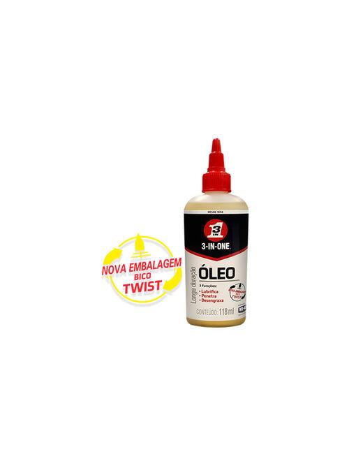 Óleo 3-in-one  - 118 ML