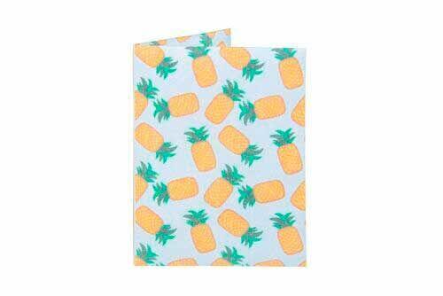Porta Cartão | Abacaxi