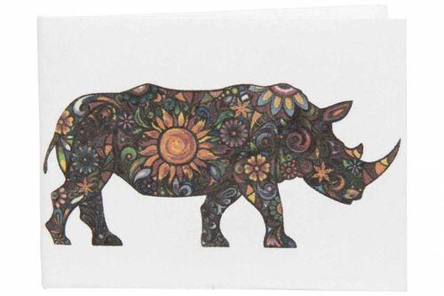 Carteira | Rinoceronte