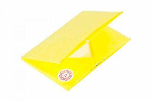 Porta Cartão | Amarelo