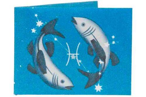 Carteira | Signo de Peixes