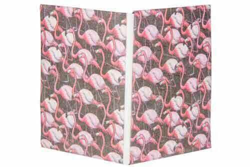 Porta Passaporte | Flamingos