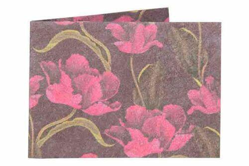 Carteira | Floral Rosa