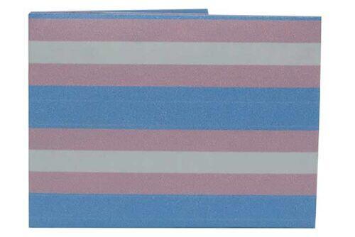 Carteira | Bandeira Trans