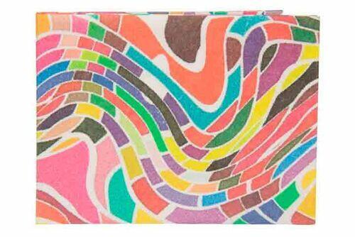 Carteira | Abstract Colors