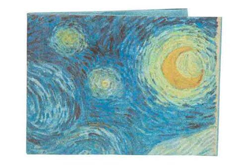 Carteira | A Noite Estrelada (Van Gogh)