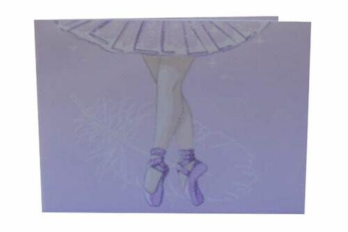 Carteira | Bailarina