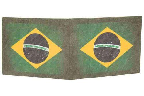 Carteira | Bandeira do Brasil