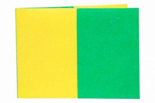 Carteira | Verde e Amarelo