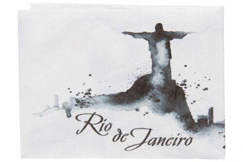 Carteira | Rio de Janeiro - Cristo Redentor