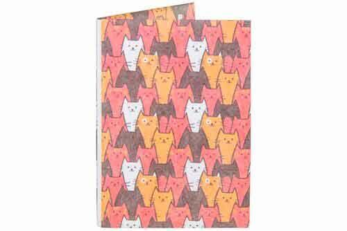 Porta Passaporte | Cats