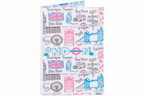 Porta Passaporte | London
