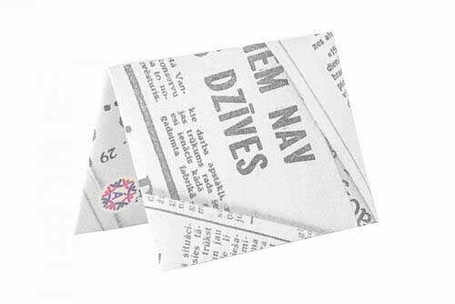 Porta Cartão | Jornal