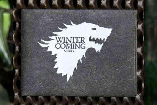 Carteira | Winter is coming