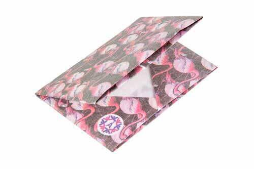 Porta Cartão | Flamingos