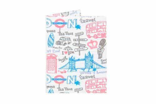 Porta Cartão | London