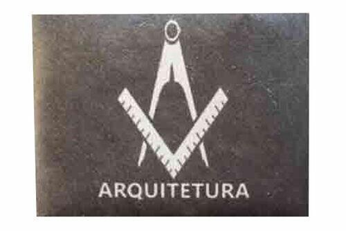 Carteira | Arquitetura preta