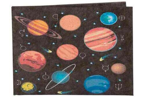 Carteira | Sistema Solar