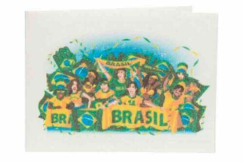 Carteira | Torcida brasileira