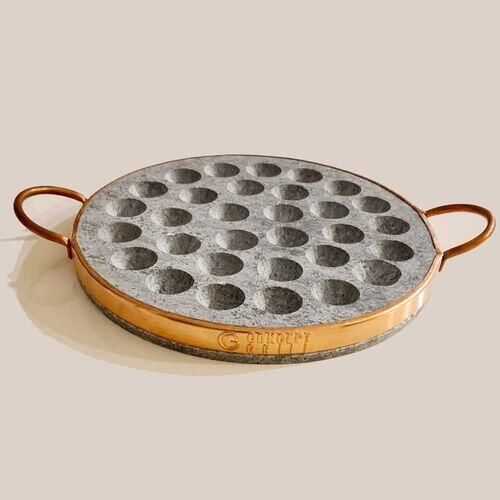 Provolera em Pedra Sabão Concept Grill
