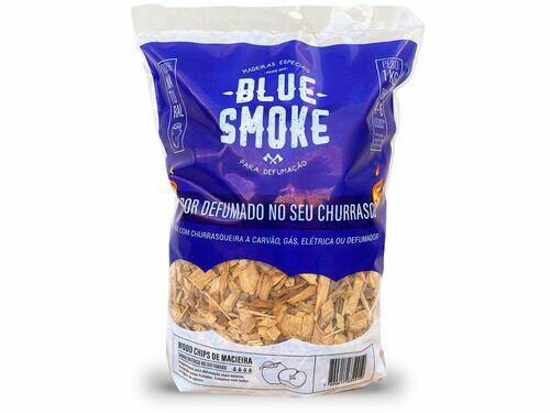 Wood Chips - Madeira Para Defumar De Macieira (1 kg)