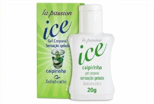 OLEO CORPORAL PARA MASSAGEM ICE CAIPIRINHA