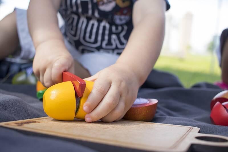 A importância do brincar livre na educação infantil