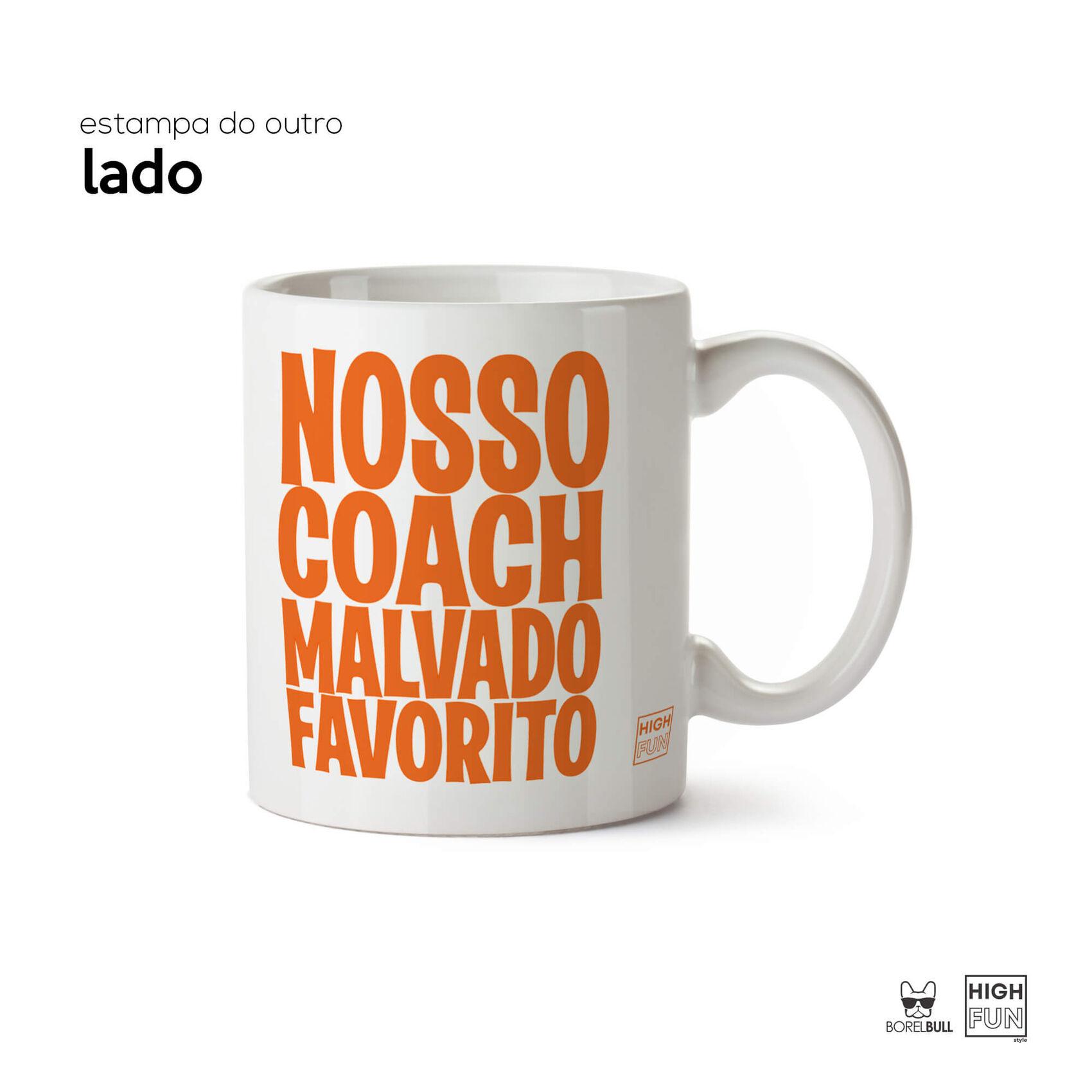 Caneca Coach Favorito