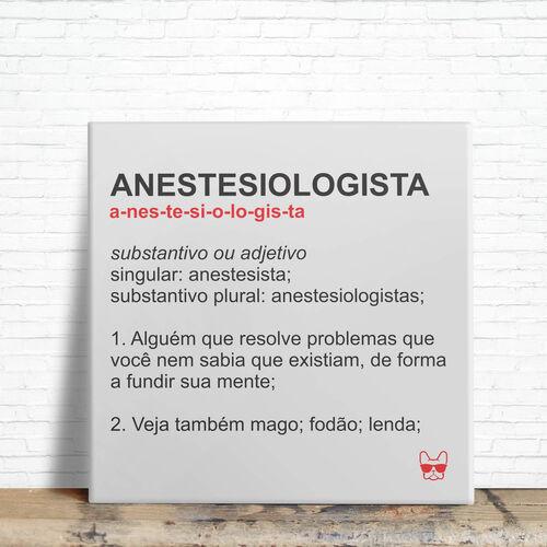 Azulejo Anestesia DICIO