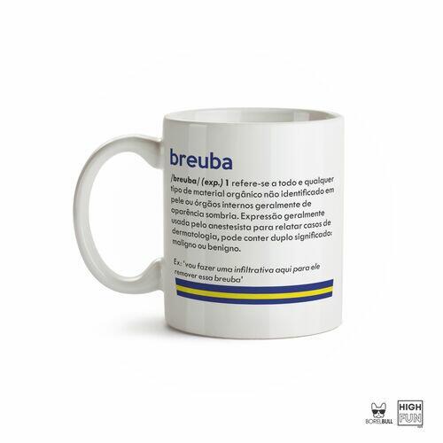Caneca Anestesia Breuba