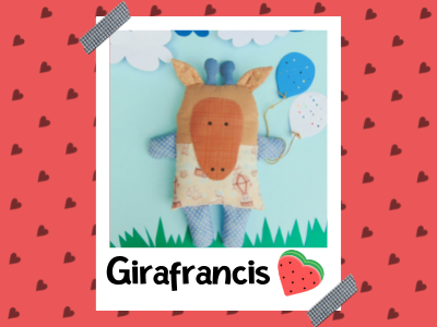 Girafa Girafrancis