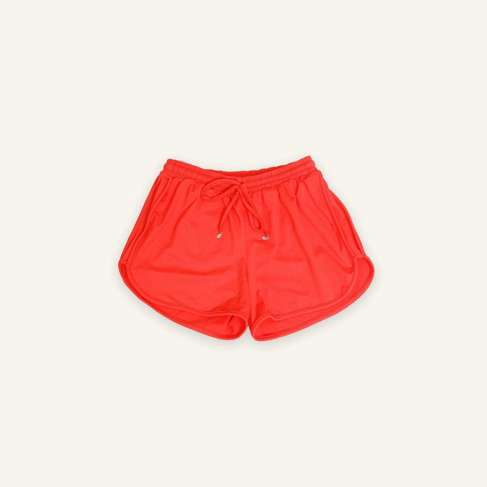 Short Infantil Jump Liso Proteção UV