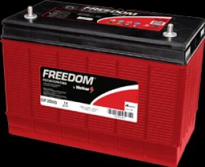 Bateria Freedom Estacionaria