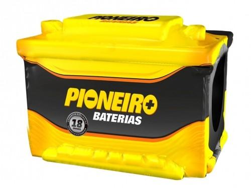 Bateria 90ah Pioneiro Bateria Automotiva Pioneiro 90ah 12v Selada Santa Fé Pajero.(Venda condicionada à devolução da bateria inservível)