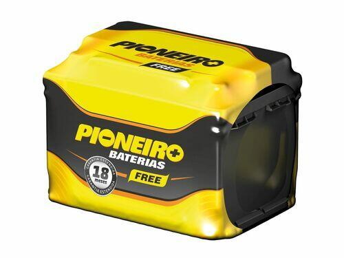 45AH PIONEIRO FREE (Venda condicionada à devolução da bateria inservível)