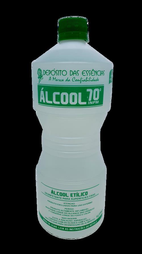 Álcool Etílico Líquido 70° INPM 1000ml