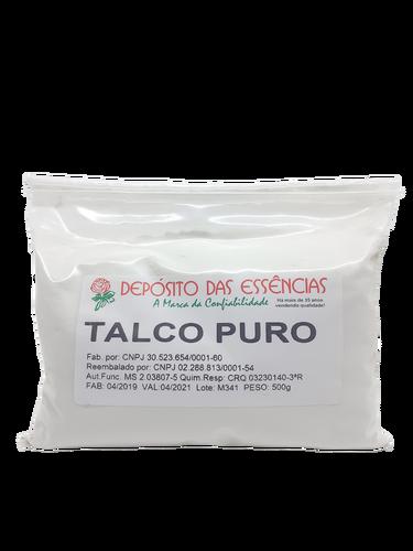 Talco Puro - 500g