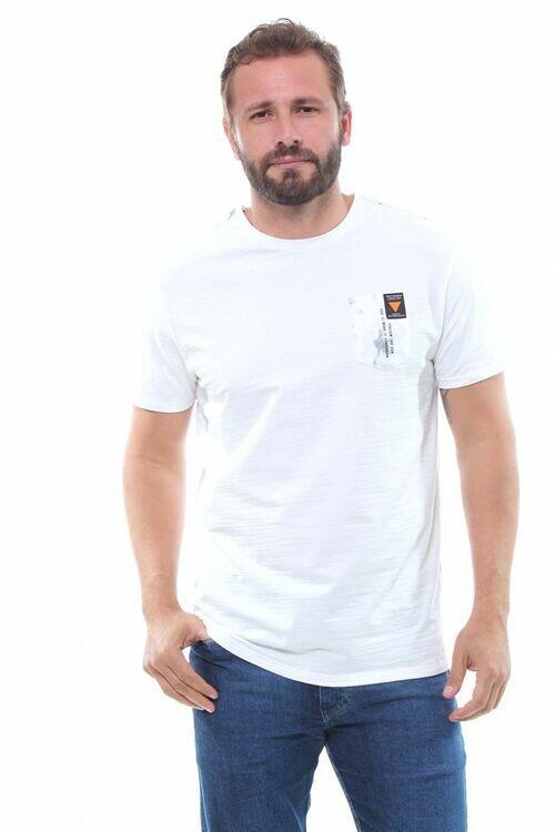 Camiseta Masculina Manga Curta Crocker
