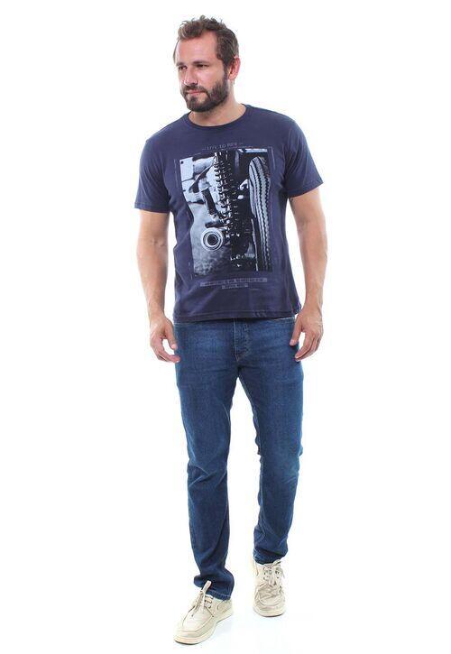 Camiseta  Masculina - 47996