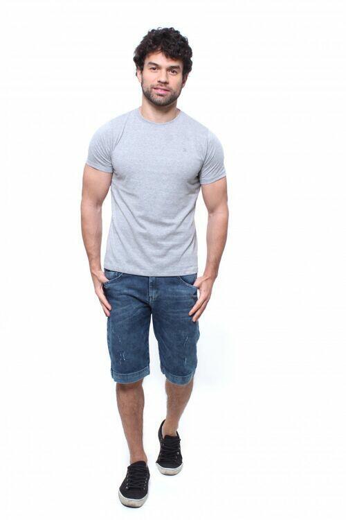 Camiseta Boy Look Masculina Crocker