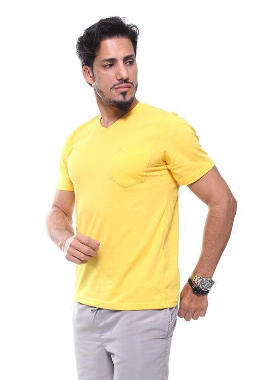 Camiseta Masculina Manga Curta Básica Crocker