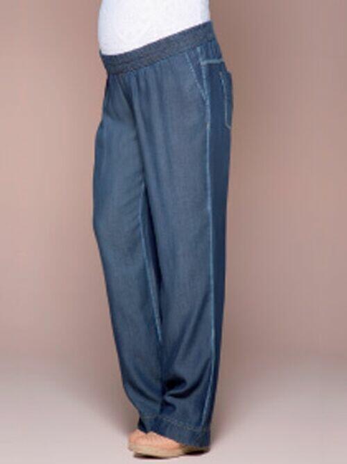 Calça Pantalona Amaciada
