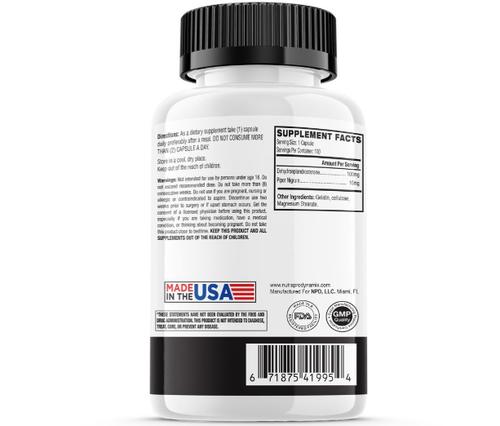 Dhea 100 mg - Nutra Pro - 100 Capsulas
