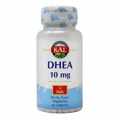 Dhea 10 mg - KAL - 60 Tablets