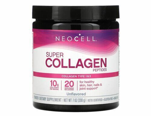SUPER COLÁGENO TIPO 1 e 3 - NEOCELL 200 g